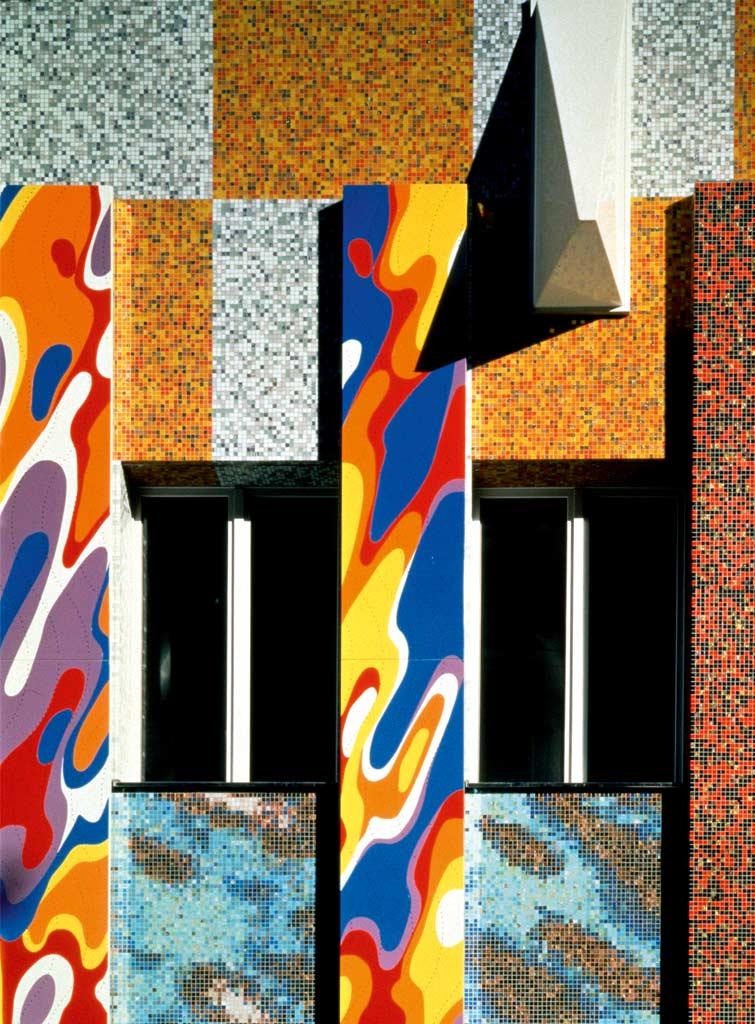 Atelier Mendini, Casino Arosa (CH), 1996