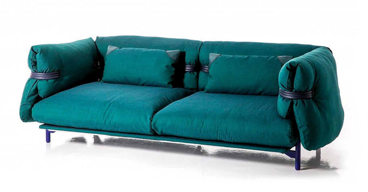 Belt, divano/sofa, Moroso 2016