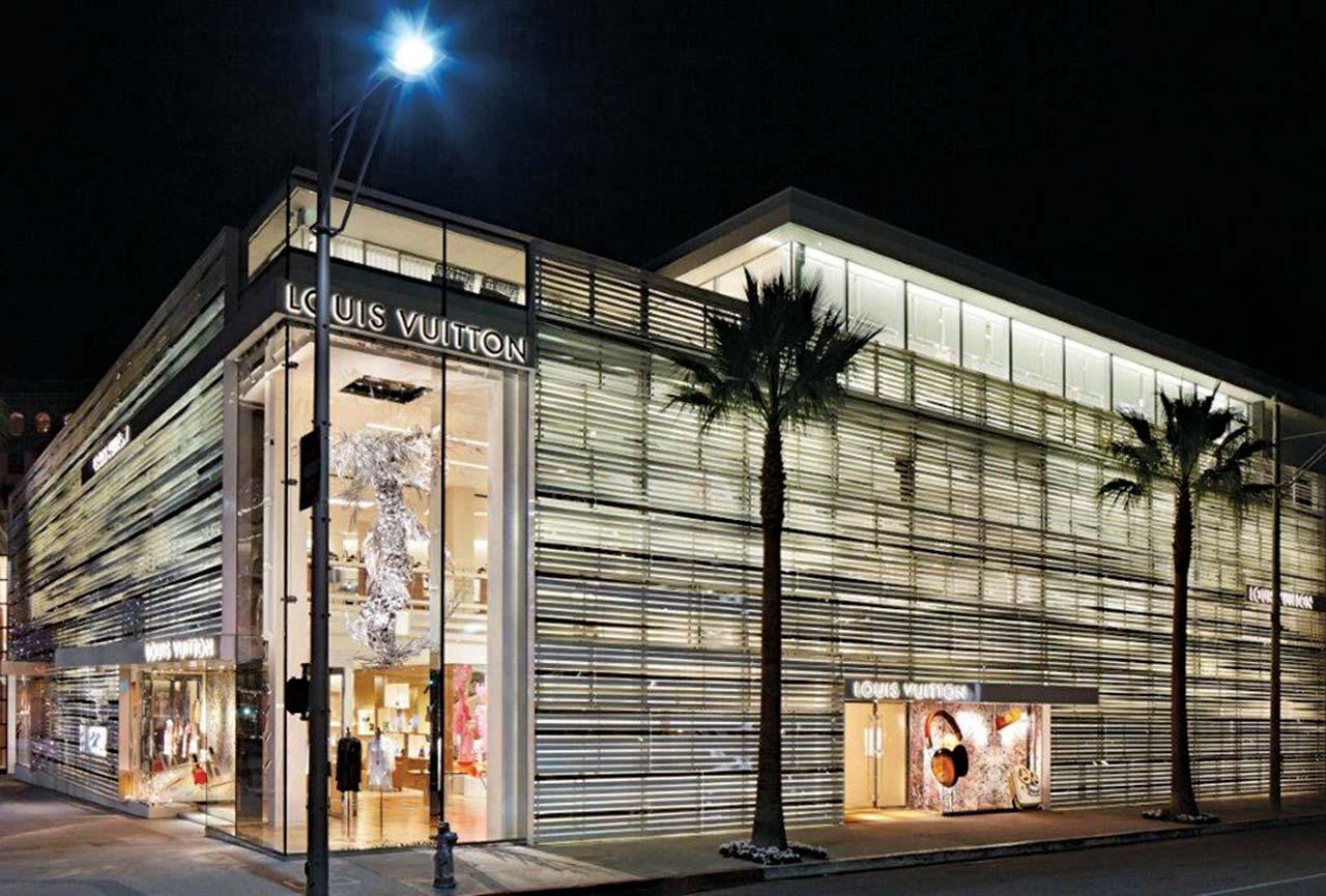 Louis Vuitton Los Angeles, 2015 (ph. Stephane Muratet, courtesy of Louis Vuitton)