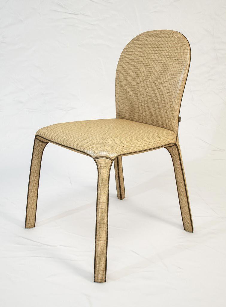 Amelie Chair, Poltrona Frau, 2010