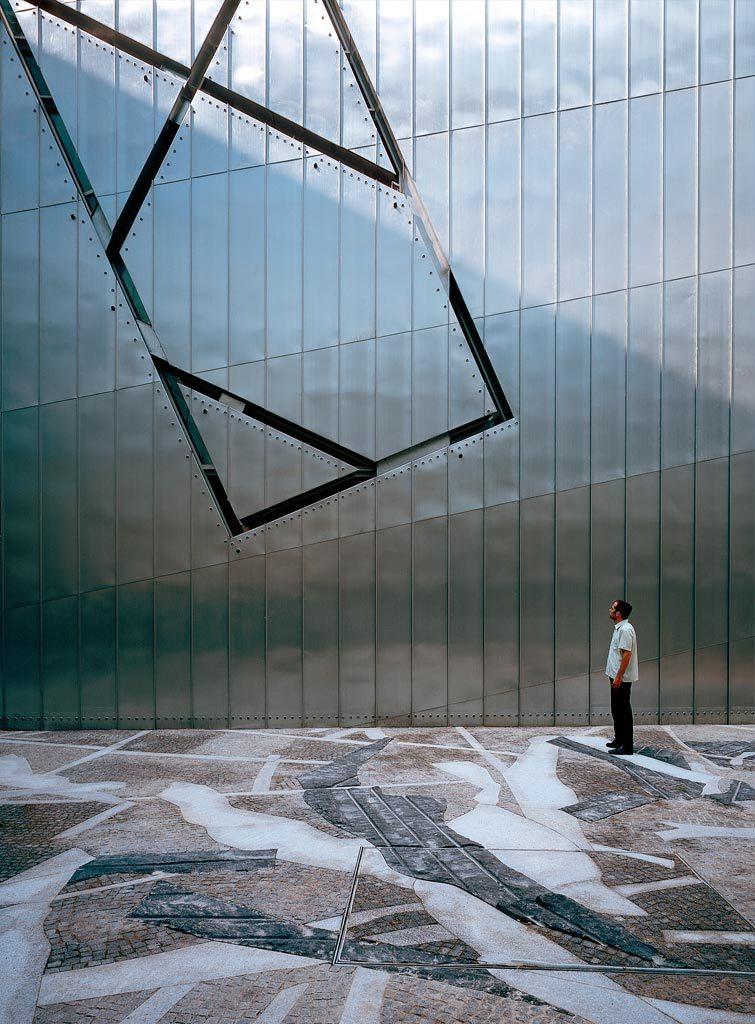Jewish Museum Berlin, Berlin, 1999/2001