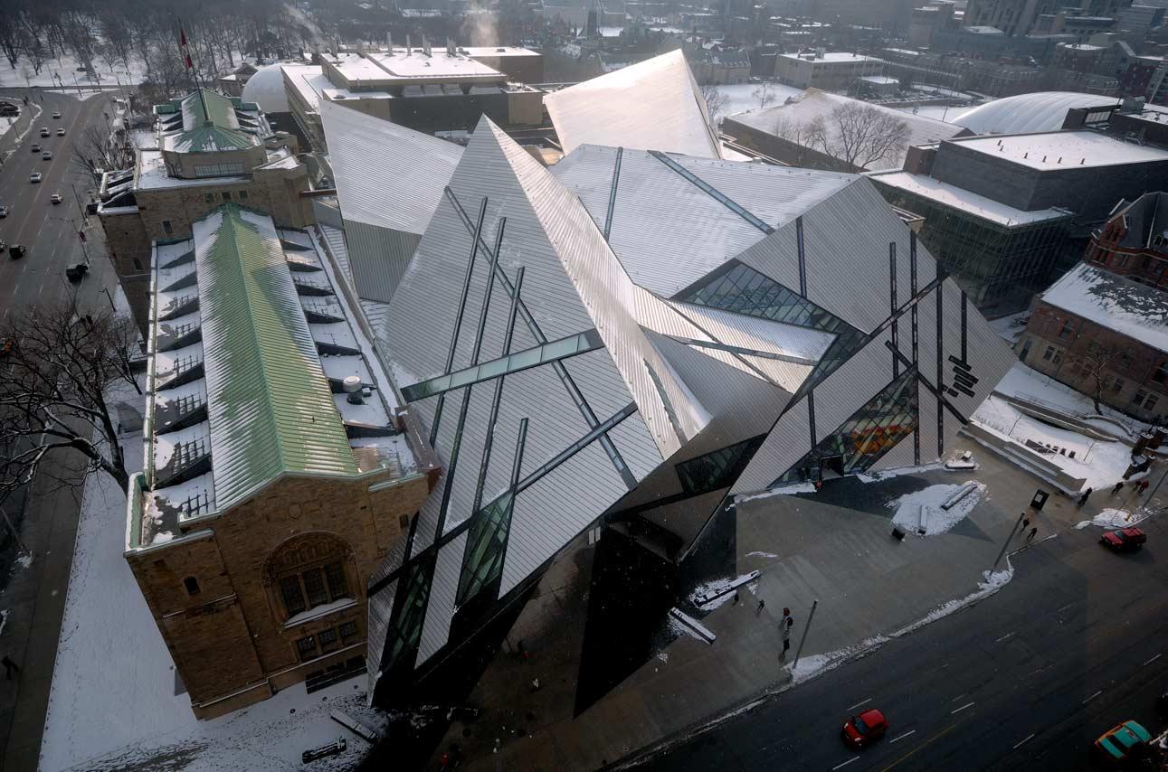 Royal Ontario Museum, Toronto, 2007