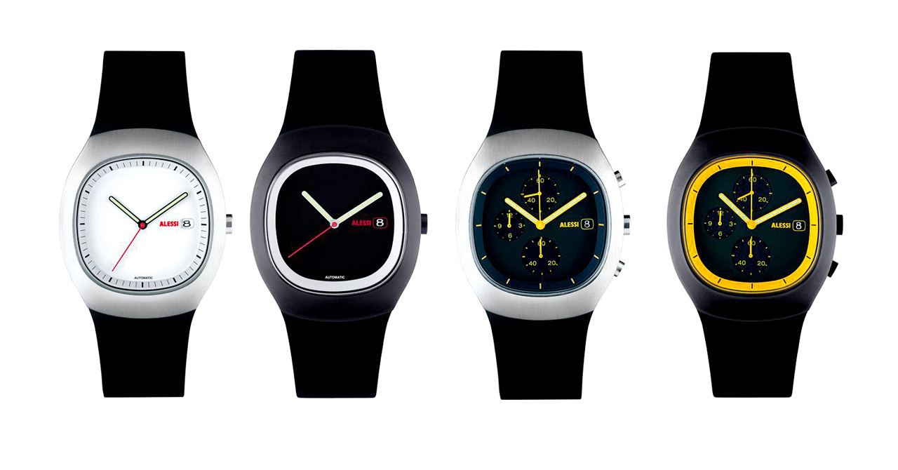 Alessi Watches, Alessi 2009