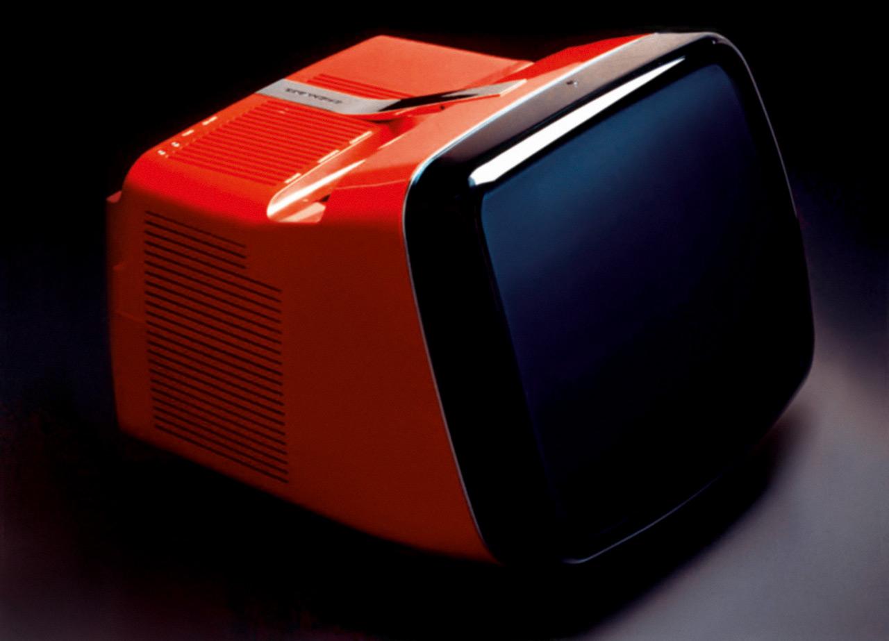 Algol televisore, Brionvega 1964 (conMarco Zanuso)