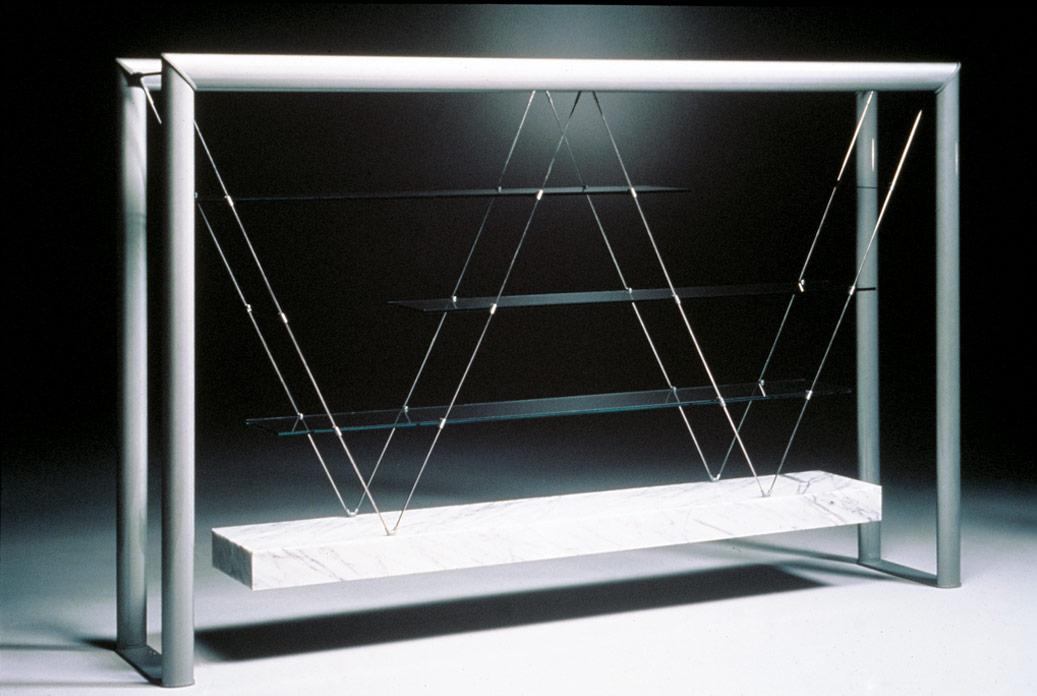 Berione libreria, Cassina 1988 (ph studio Marconi)