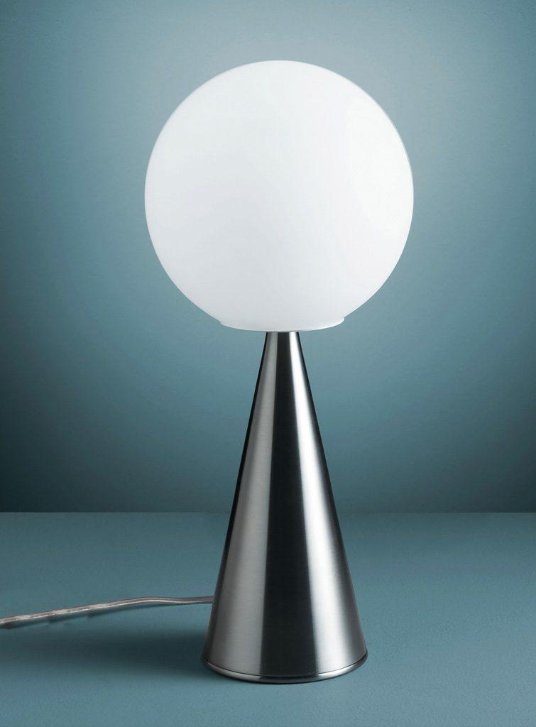 Bilia, lampada da tavolo, Fontana Arte 1931