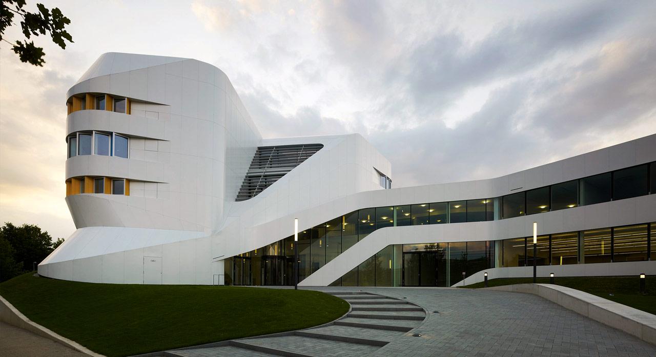 Centre For Virtual Engineering (Zve), Stuttgart (D), 2012