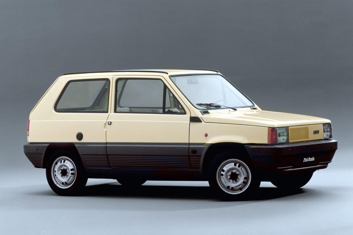 Italdesign, Fiat Panda, 1980