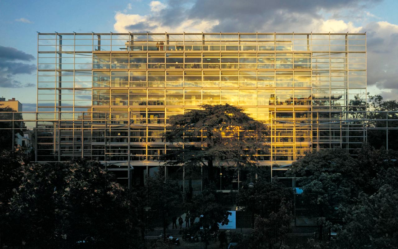 Fondation Cartier, Paris, France 1994