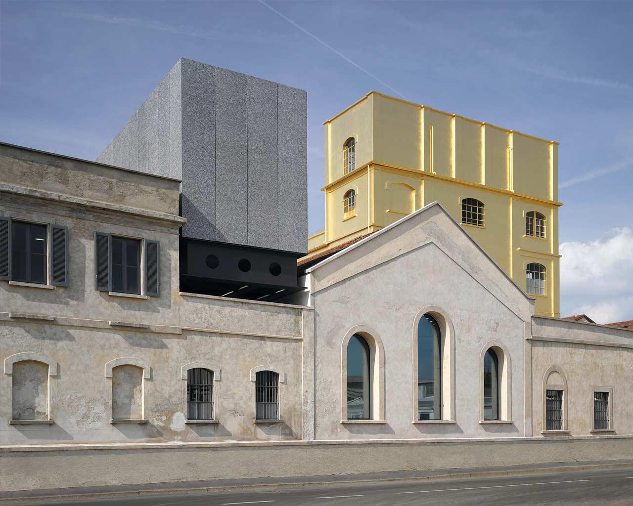 Fondazione Prada, Milano 2017. Ph. Bas Princen