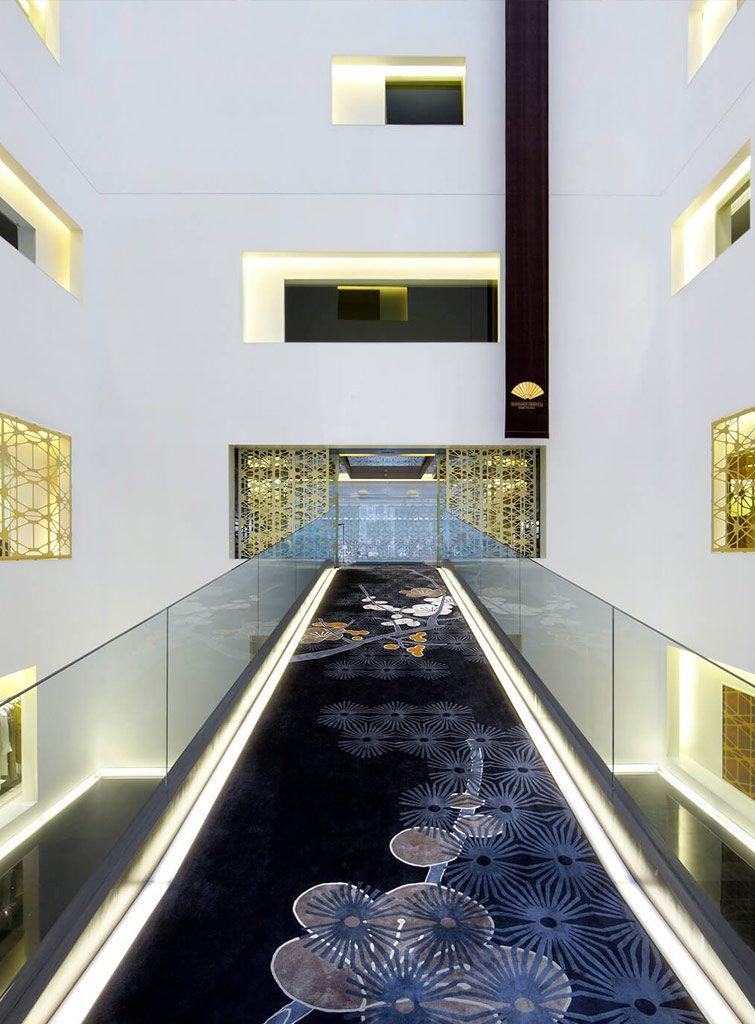 Hotel Mandarin Oriental, Barcelona 2014
