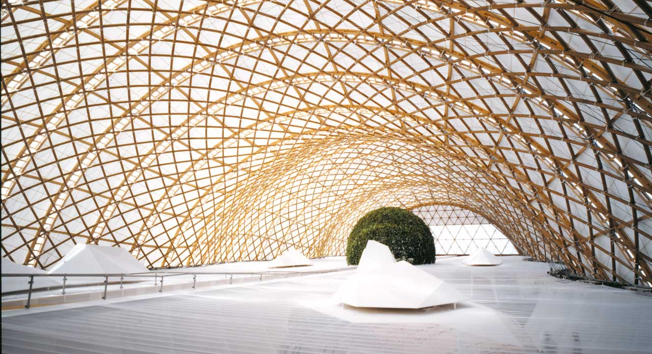 Japan Pavillion, Expo 2000, Hannover 2000