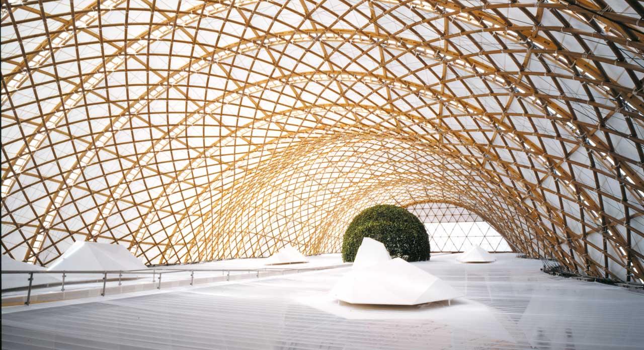 Japan Pavillion, Expo 2000, Hannover 2000