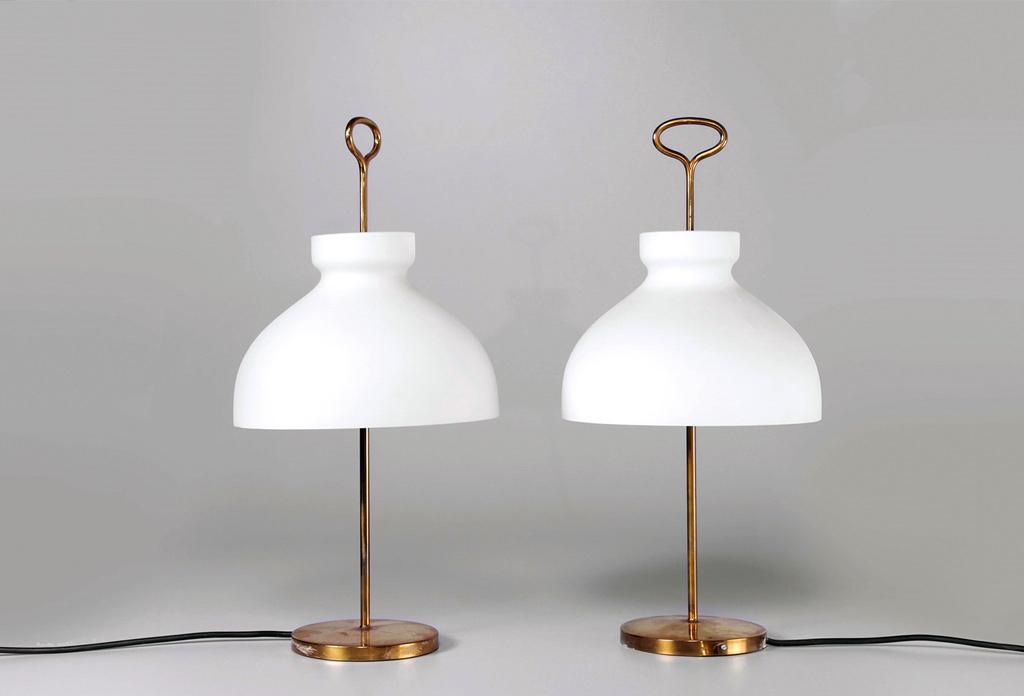 LTA3 Arenzano lampada, Azucena 1956