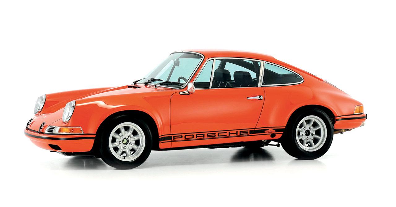 Ferdinand Porsche, Porsche 911, 1963