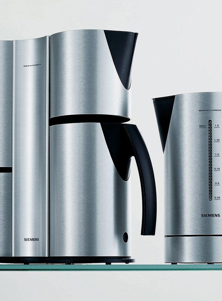 Porsche Design, Siemens, Premium Line 2, strumenti per la colazione, 1995