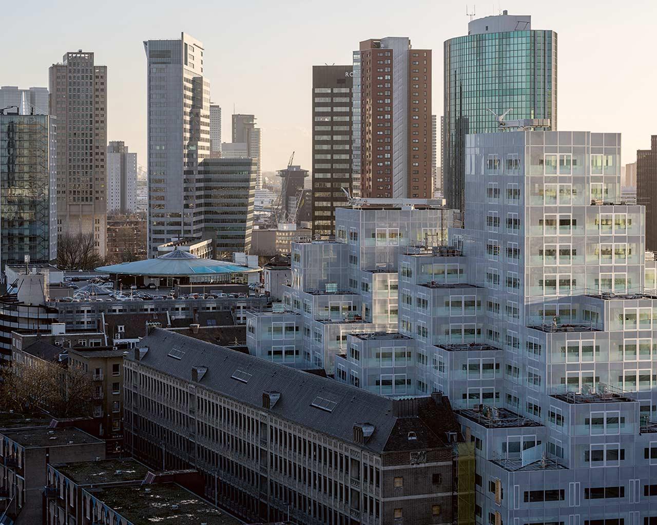 Timmerhuis Rotterdam (NL), 2015. Ph. Ossip van Duivenbode.