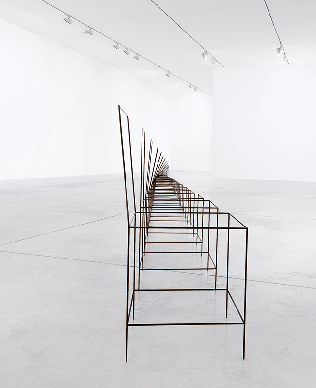 Birth of a chair, 2013, Tel Aviv Museum of Art