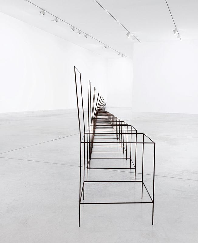 Birth of a chair, 2013, Tel Aviv Museum of Art