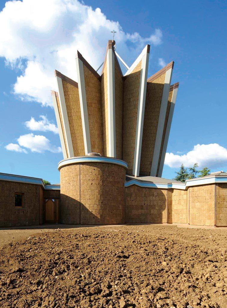 Nuova Chiesa, Calcata 2009