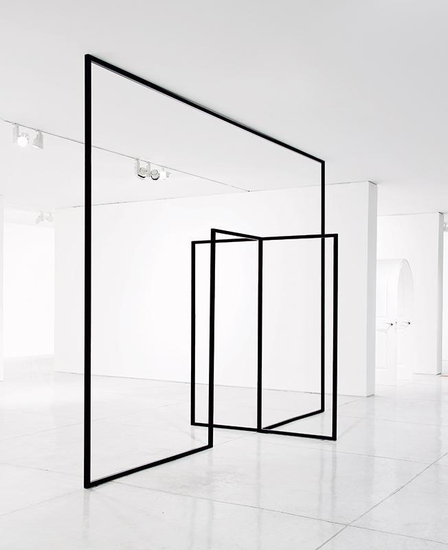 Façade no.10, 2013, Tel Aviv Museum of Art