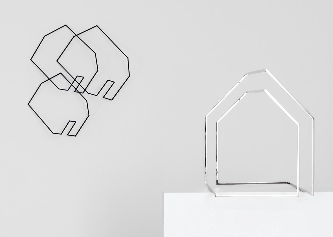 One line house, 2015 Keitelman Gallery Brussels
