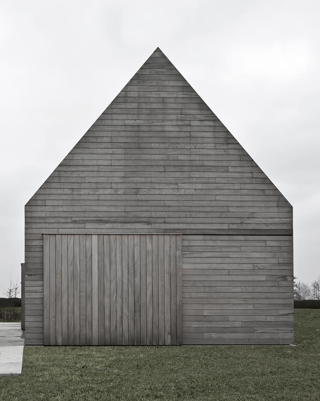 DC II Residence, Tielrode, Belgium, 2012, photo by Koen Van Damme